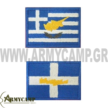 Picture of GREEK FLAGS CYPRUS-CRETE
