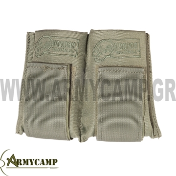 Picture of PADDED OPEN TOP DOUBLE M4 POUCH