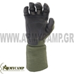 military operation reinforced nomex gloves FIRE RESISTANT