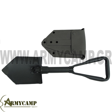 Picture of BW folding shovel, with plastic cover
