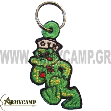 Picture of KEY RING GREEK NAVY SEALS FROG