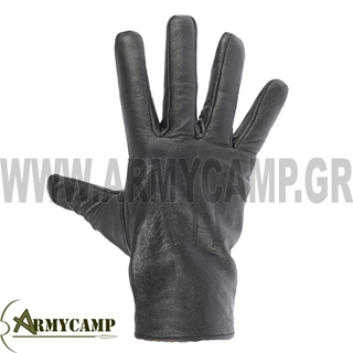 Picture of DRESS UNIFORM LEATHER GLOVES BLACK
