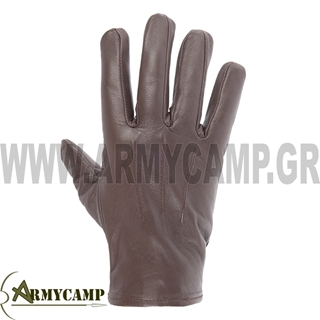 Picture of DRESS UNIFORM LEATHER GLOVES BROWN