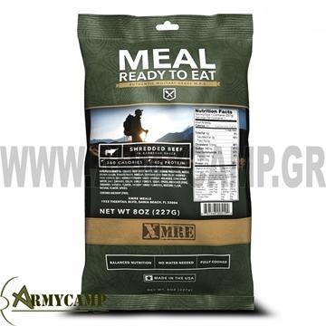 ΕΤΟΙΜΟ ΓΕΥΜΑ ΥΨΗΛΗΣ ΠΡΩΤΕΪΝΙΚΗΣ ΑΞΙΑΣ MRE MEAL READY TO EAT USA XMRE AMAZON