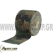 MCNETT TAPE CAMO  4w867 MULTICAM WOODLAND DIGITAL 9412 ROTHCO DUCT-TAPE-3Μ