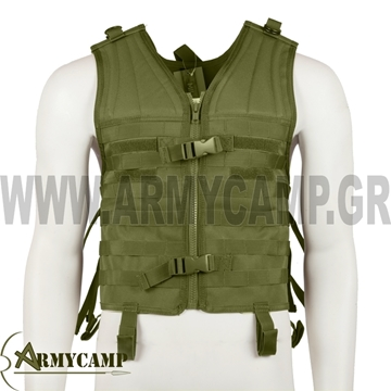 Picture of MOLLE CARRIER VEST BY MIL-TEC