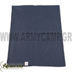 WOOL BLANKET MILITARY NAVY BLUE COLOR ROTHCO 10231