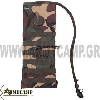 Picture of HYDRATION PACK MOLLE 2,5L-WOODLAND