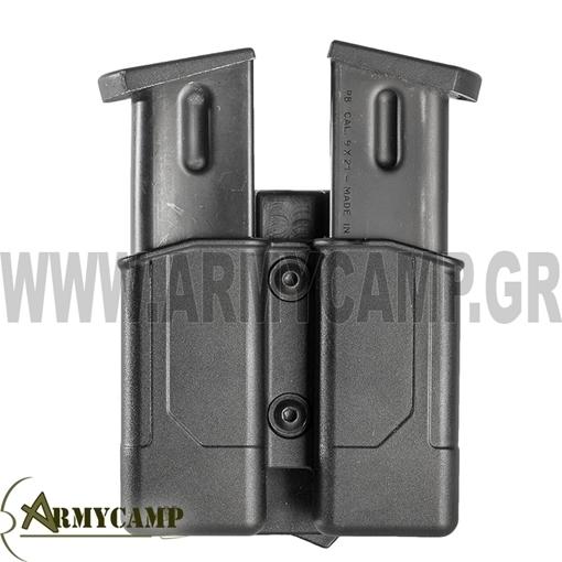 διπλη-πολυμερικη-γεμιστηρων-9mm-molle-μονησ-σειρασ-διπλησ-σειρασ-ΓΙΛΕΚΟΥ ΑΣΤΥΝΟΜΙΑΣ USP COMPACT