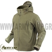602 CONDOR SUMMIT SOFTSHELL JACKET  COYOTE GUNFIGHTER ARTAXES