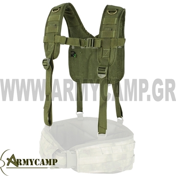 H -HARNESS MOLLE CONDOR  OLIVE 215 7827 tt basic harness