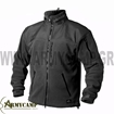 CLASSIC ARMY FLEECE JACKET HELIKON-TEX BLACK GREECE 300GR