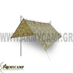 SUPER TARP MULTICAM SHELTER BIVOUAC SURVIVAL EMERGENCY TENT PONCHO