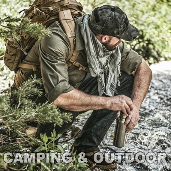Picture for category CAMPING & OUTDOOR ACTIVITIES