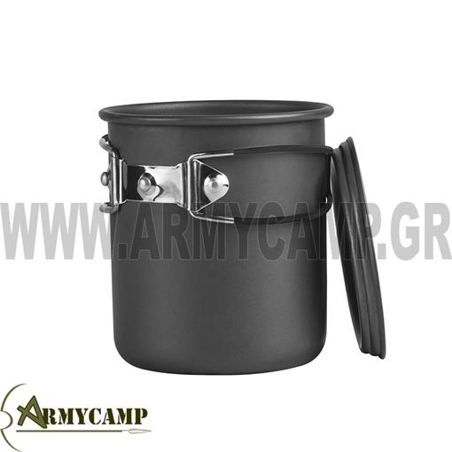ΚΑΡΑΒΑΝΑ  ΣΤΡΑΤΟΥ ΑΠΟ ΑΝΟΔΙΩΜΕΝΟ ΑΛΟΥΜΙΝΙΟ camp-cup-helikon-tex-tk-ccp-al-nalgene-bottle