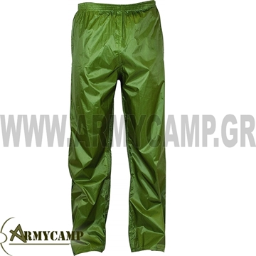 Stormguard Packaway Trousers HIGHLANDER OUTDOOR WJ052