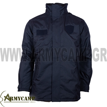 ΤΖΑΚΕΤ ΠΟΛΕΜΙΚΟΥ ΝΑΥΤΙΚΟΥ B&C REAL+ /MEN HEAVY WEIGHT MULTI-ACTIVITY WINTER PARKA HELLENIC NAVY