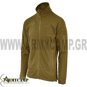 CONGER Fleece ΖΑΚΕΤΑ conger-fleece-jacket-texar-03-GFC-CO