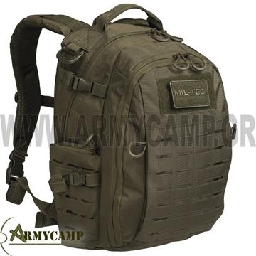 ΣΑΚΙΔΙΟ ΗΜΕΡΑΣ MILTEC HEXTAC LASER CUT 25 L. mil-tec-hextac-backpack-25l daypack-bag-out-bag τσαντα-πλατησ-μηχανησ-ταξιδιου-υπηρεσιασ