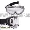 ΑΝΤΙΒΑΛΛΙΣΤΙΚΗ ΜΑΣΚΑ ΠΡΟΣΤΑΣΙΑΣ ΠΙΛΟΤΟΥ BOLLE ΔΙΑΦΑΝΗΣ clear-pilot-goggles-bollé-en166-ballistic-protection