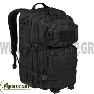 140022 COYOTE MILTEC US ASSAULT PACK LARGE COYOTE ΤΣΑΝΤΑ ΠΛΑΤΗΣ ΣΑΚΙΔΙΟ ΗΜΕΡΑΣ MOLLE ΣΤΡΑΤΙΩΤΙΚΟ ΠΡΟΣΦΟΡΑ LASER CUT ΤΣΑΝΤΑ ΠΛΑΤΗΣ ΜΗΧΑΝΗΣ LASER CUT