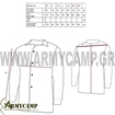 Picture of TACTICAL SHIRT TWILL BDU
