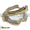 ΜΑΣΚΑ ΑΝΤΙΒΑΛΛΙΣΤΙΚΗ ANSI OTG  COYOTE Goggles Are Set to Military (MIL-DTL-43511D) And ANSI-Z87-1 Standards For Ballistic Eyewear Protection