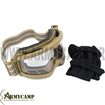 Goggles Are Set to Military (MIL-DTL-43511D) And ANSI-Z87-1 Standards For Ballistic Eyewear Protection