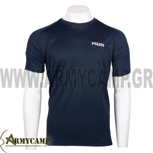 ΜΑΚΟ ΑΣΤΥΝΟΜΙΑΣ ΕΛ.ΑΣ ΜΠΛΕΣ ΣΚΟΥΡΟ QUICK DRY police-dry-fit-γρηγορο-στεγνωμα-πολο-μπλουζακι-κοντομανικο δεν ξεβαφει T-SHIRT POLICE