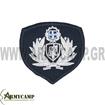 ΕΘΝΟΣΗΜΟ ΜΠΕΡΕ ΕΛ.ΑΣ ΤΖΟΚΕΫ ΚΕΝΤΗΤΟ ΑΞΙΩΜΑΤΙΚΩΝ ΣΧΟΛΗΣ hellenic police officers patch insignia crest ,national emblem for beret